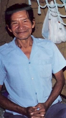 Mandu (Chief) da Silva, Jaguar-Shaman