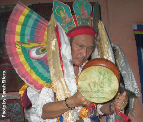 Pau Nyima Dhondup. Photo by Sarah Sifers.