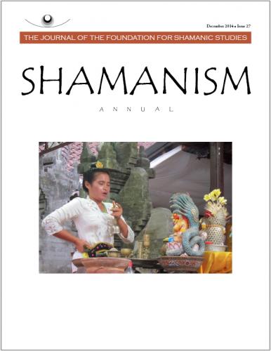 14Dec Cover Page ShamanismAnnual web
