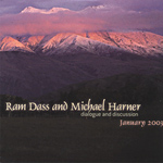 Ram Dass and Michael Harner DVD